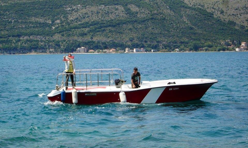 Scuba Lessons in Herceg - Novi, Montenegro