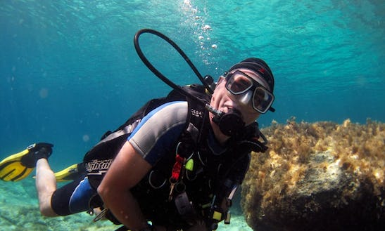 Diving Trips And Courses In Protaras, Cyprus