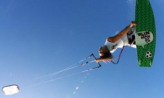 Kiteboarding Lessons In Marsala Italy