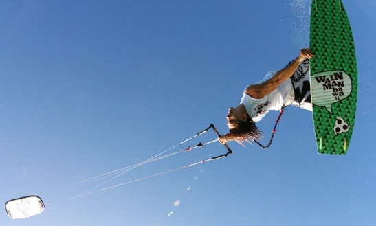Kiteboarding Lessons In Marsala Italy