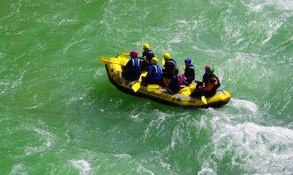 Rafting Trips in Palfau, Austria