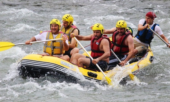 Rafting Tour In Rize,turkey
