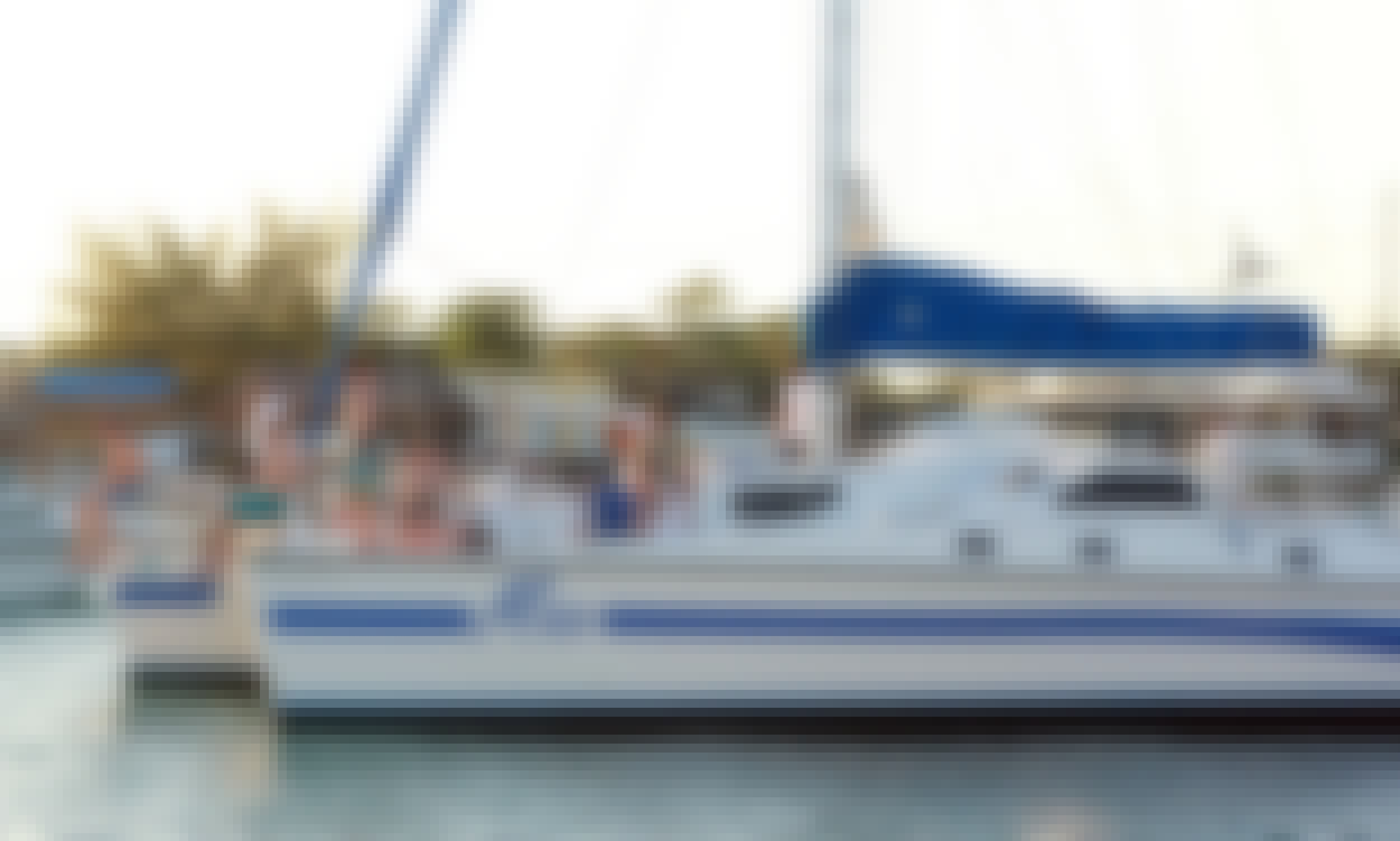50 ft Cruising Catamaran Charter in Cancún, Quintana Roo