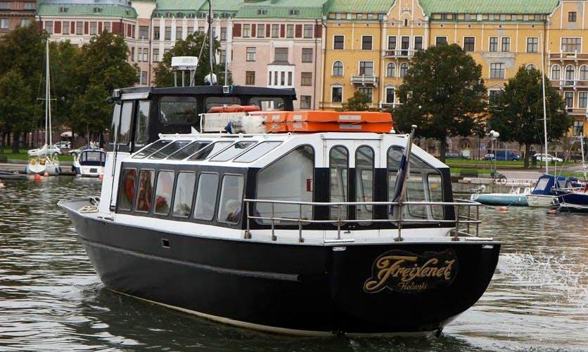 """M/S Freixenet"" Charter Cruises in Helsinki"