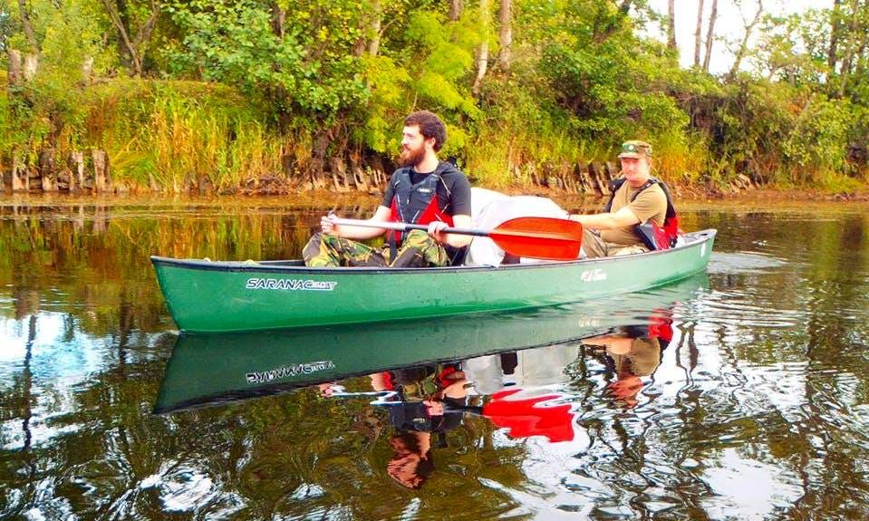 Canoe Tours in Carlow, Ireland