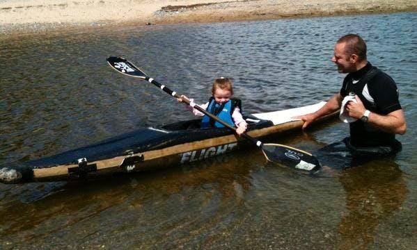Kayak Courses in Wexford, Ireland