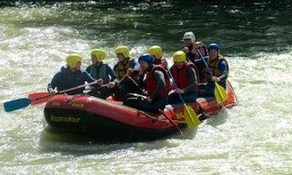 Rafting Trips in Bad Reichenhall, Germany