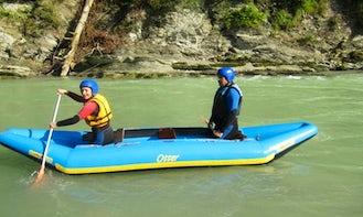 Canoe Trips in Bad Reichenhall, Germany