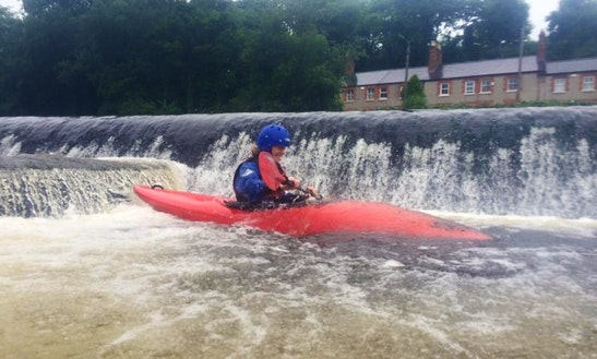 Kayak Courses In Strawberry Beds