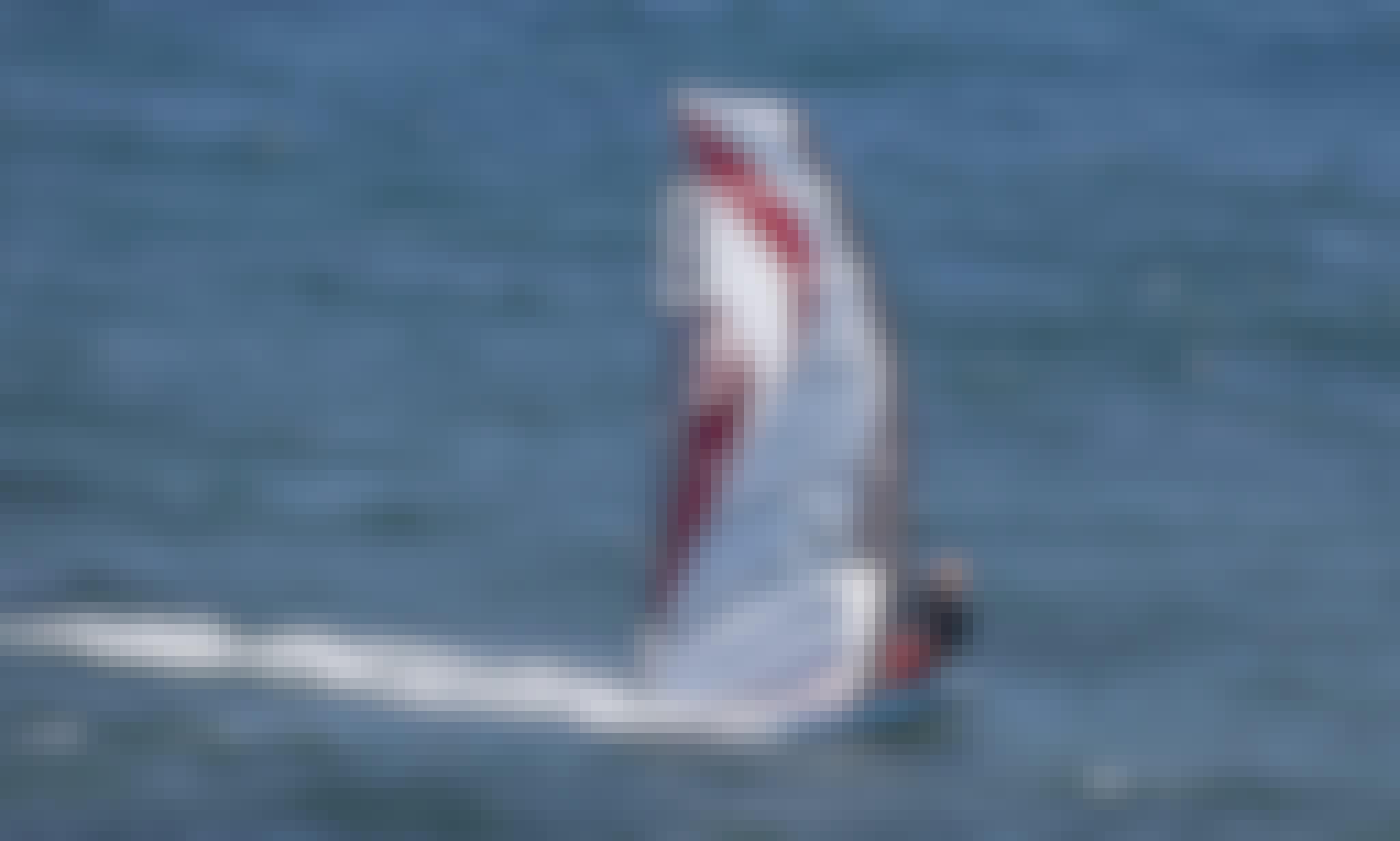 Windsurfing Courses and Rental in Kentrikos Tomeas Athinon, Greece