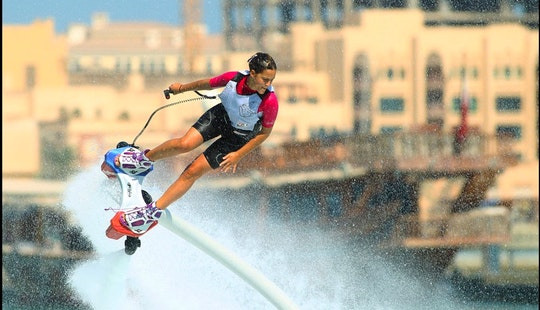 Flyboard Rental In Notios Tomeas Athinon