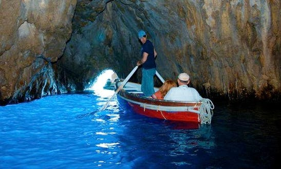 Blue Grotto Boat Tour In Capri