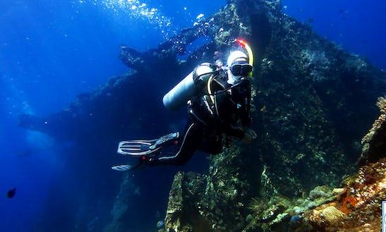 Great Diving Expereince In Denpasar Selatan, Indonesia