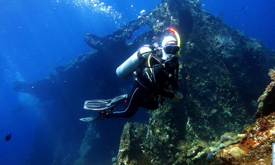 Great Diving Expereince In Denpasar Selatan, Indonesia