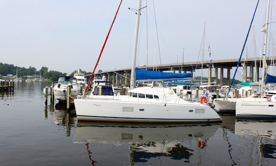 41' Lagoon Cruising Catamaran In Maryland, United States