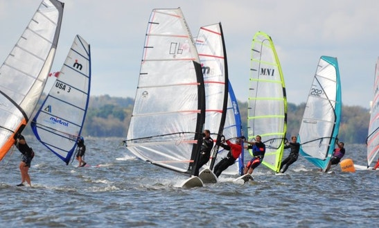 Windsurfing Rental & Lessons On Lake Winnebago
