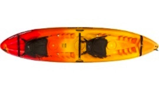 Tandem Kayak For Rent On Lake Winnebago In  Taycheedah
