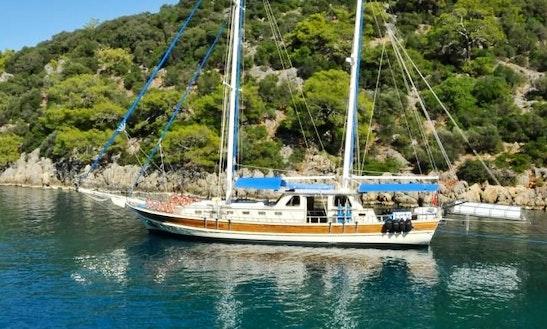 66' Sailing Gulet