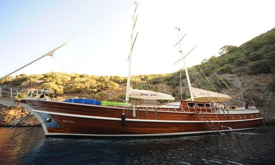 100' Sailing Gulet