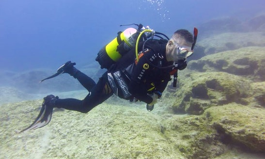 Diving Trips & Courses In Paralimni