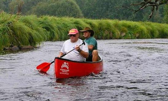 Canoe Rental & Courses In Lenora