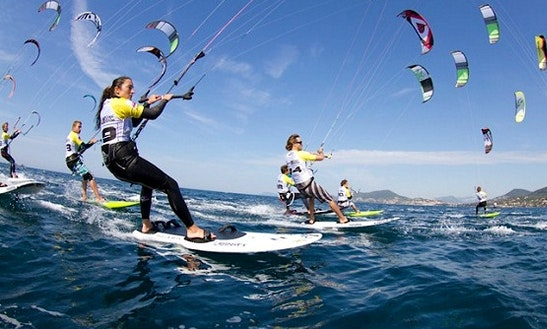 Kiteboarding Rental In Prague
