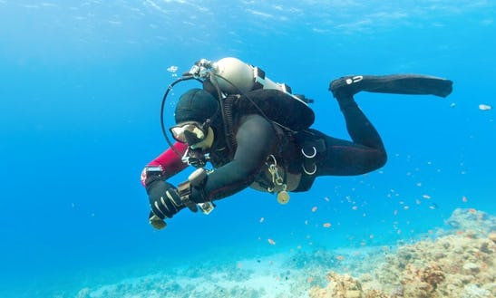 Diving Trips & Courses In Šimuni