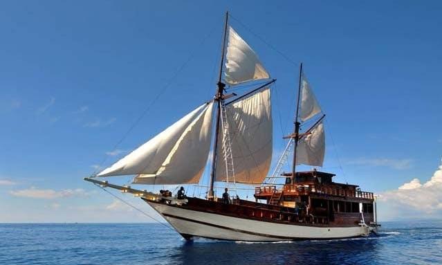 Ambasi Plataran Charter in Pulo Gadung Indonesia