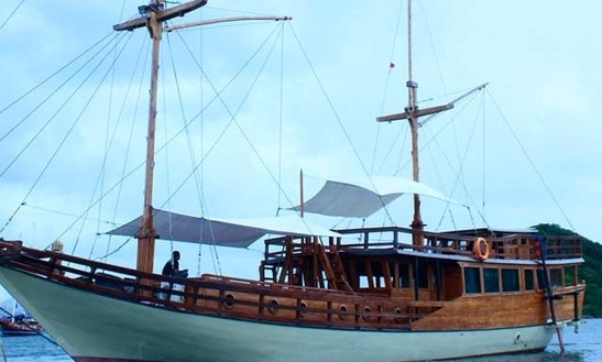 Cajoma Iii Charter In Pulo Gadung