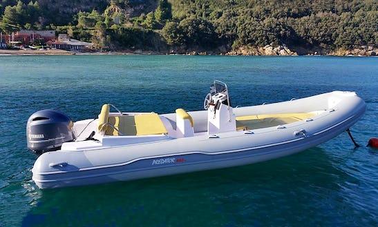 Predator 650 Boat Rental In Campo, Italy