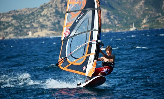 Windsurfing Lessons And Rental In Palau