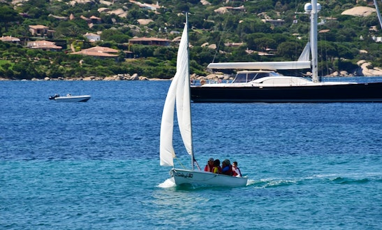 Dinghy Rental And Sailing Lessons In Palau