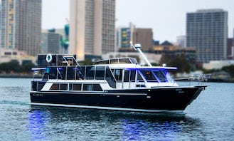 50' of Fun and the Best House Party Yacht on the Bay