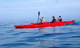 Single Kayak Rental and Tour in Nexø, Denmark