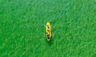 3-Hour Guided Kayak Tours in Nexø, Denmark