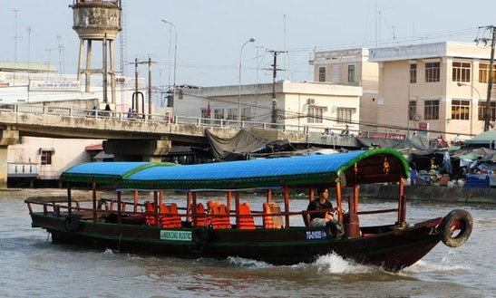 Rent A Boat In Vietnam