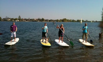 Paddleboard Courses and Tours in Hamburg