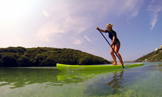 Stand Up Paddleboard Course In Newquay