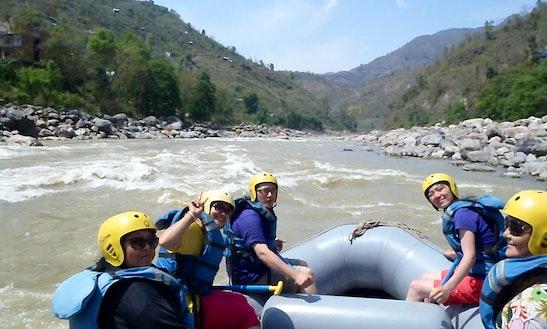 Feel The Adrenaline Rush Of Rafting In Kathmandu, Nepal
