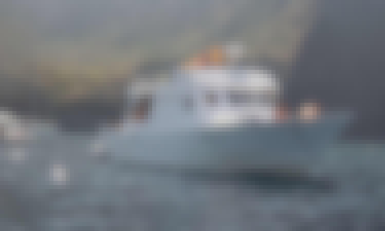 Fishing Charter on Aeolian Islands