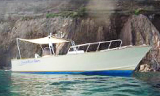 'jancura' Boat Tour In Santa Marina Salina