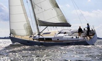 Charter Hanse 470e Cruising Monohull in Procida, Italy