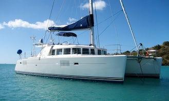 Charter Nautitech 44 Cruising Catamaran in Procida, Italy