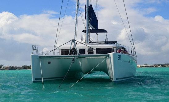 Charter Lagoon 440 Cruising Catamaran In Procida, Italy