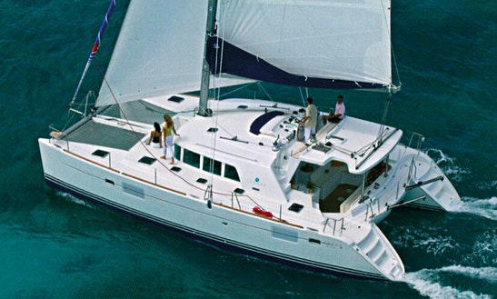 Charter A Gorgeous 9 Person Lagoon 440 Catamaran In Procida, Italy