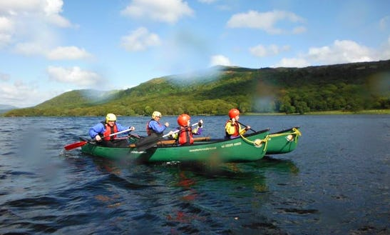 Canoe Tours In Lyth, Kendal