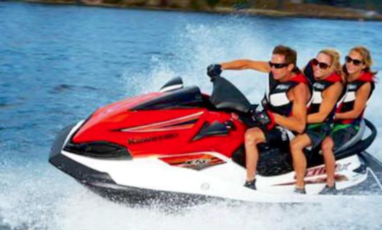 Enjoy 12' Jet Ski For Rent In San Diego