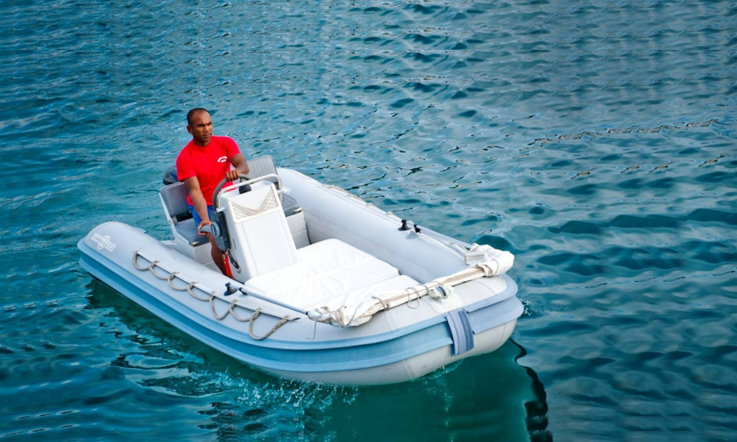 Gommonautica G43 M25 RIB Rental in Ponza