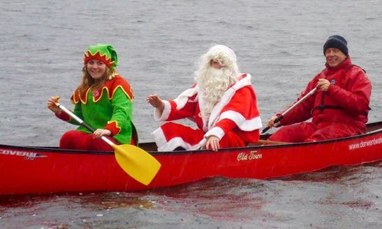 Canoe Hire And Courses In Portinscale