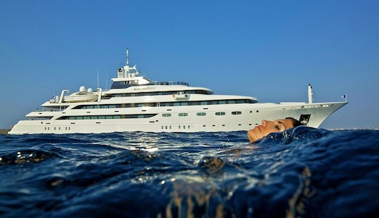 Super Yacht Rental In Greece, Monaco & French Riviera